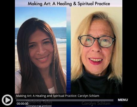 Making Art: A Healing & Spiritual Practice